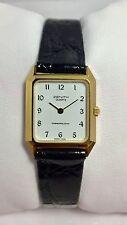 Orologio donna Zenith Cosmopolitan placcato oro 20x21 mm - nuovo mai indossato