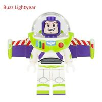 Lego Series Buzz Lightyear Cartoon Minifigures Building Blocks Figure Bricks Toy