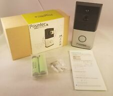Wireless WiFi Doorbell Kit Camera Door Phone Ring Home Security 2-Way Audio