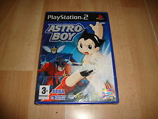 ASTRO BOY DE SONIC TEAM - SEGA PARA LA SONY PLAY STATION 2 PS2 NUEVO PRECINTADO