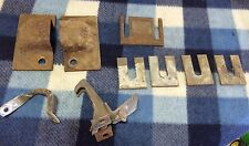 1964 1965 1966 Chrysler Imperial Crown PARTS LOT HOOD RELEASE, SPACERS, MOUNT A+