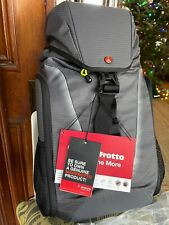 Manfrotto Aviator Hover-25 Backpack for DJI Mavic Drone and OSMO Camera, Gray