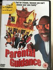 Maia Campbell, Casey Lee PARENTAL GUIDANCE ~ Cult Comedy | UK DVD