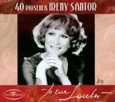 2CD IRENA SANTOR 40 piosenek /40 songs
