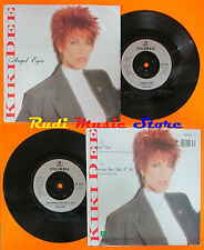 LP 45 7''KIKI DEE Angel eyes Knowing you like i do 1987 uk COLUMBIA cd mc dvd