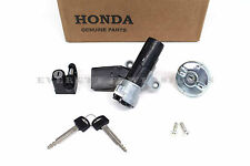 New Genuine Honda Ignition Key Switch Lock Set Nps50 Ruckus Scooter 03-05 #J95