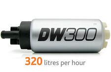 Deatschwerks DW300 320LPH Fuel Pump & Install Kit 1992-2000 Honda Civic