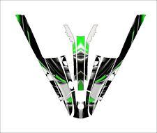 kawasaki 550 sx jet ski wrap graphics pwc stand up jetski decal sticker kit 19