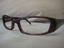 Jai Kudo Deep Red River 1736 P11 51-19-130 MSRP $100+ Eyeglasses Frames