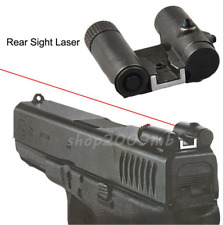 Rear Sight Laser Fits Virtually All Holsters Dual Laser Modes with Red Dot Laser
