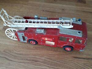 Dinky ERF Fire Tender