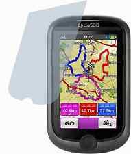 Mio Cyclo 505 HC (6X) TRASPARENTE LCD Protezione Schermo Protezione De Pantalla
