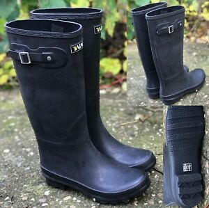 LADIES WOMENS WARM WATERPROOF FESTIVAL WELLIES WELLINGTON MUCKER SNOW BOOTS