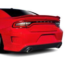 For Dodge Charger 15-18 Duraflex Hellcat Style Fiberglass Rear Bumper Unpainted