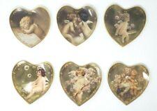 Bradford Exchange | Love's Heavenly Messengers | Bessie Gutmann Plates