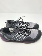 MERRELL Lithe Glove Dark Shadow Performance Barefoot Athletic Shoes Womens 8.5