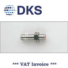 IFM IFS200 Inductive Sensor M12 DC PNP/NPN NO 4mm 2 wire 000253