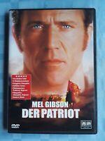 Der Patriot von Roland Emmerich   DVD   Zustand sehr gut / Mel Gibson