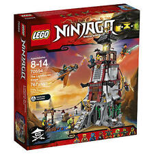 LEGO 70594 Ninjago The Lighthouse Siege Nadakhan Tai-d Flintlocke Clancee Echo