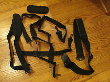 9 Assorted Straps - For Cameras, Bags, Cases or Insturments