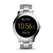 Fossil Founder Touchscreen Stainless Steel Smartwatch DW1 Touchscreen w/ Charger