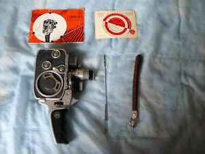 Bolex paillard B 8 L caméra super 8 (1958)