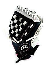 Rawlings Girls RHT FP110PC 11-inch Fastpitch Softball Zero Shock Glove