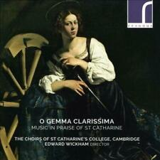 REGNART/SENFL/WILLAERT/+ - O GEMMA CLARISSIMA MUSIC IN PRAISE OF ST CATHARINE US