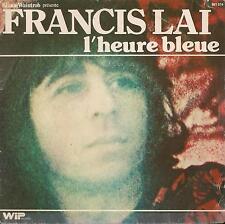 DISCO 45 Giri   FRANCIS LAI – L'HEURE BLEUE / OBSESSION