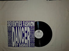 "Seventies Fashion–Dancer (93 Remixes)‎–Disco 12"" MAXI Vinile ITALIA 1993 House"