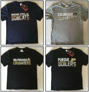 Youth Shirt Colorado Buffaloes Montana State Bobcats Purdue Boilers Valparaiso