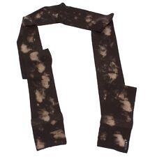 9282X sciarpa unisex ARMANI JEANS green/beige wool scarf unisex