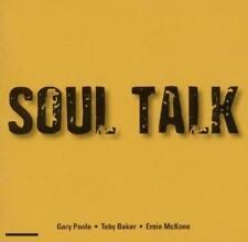 SOUL TALK Soul Talk NEW & SEALED CD LONDON SOUL GROUP  NU SOUL MODERN (EXPANSION