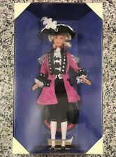 "Mattel 1996 FAO Schwarz ""George Washington Barbie"", Limited Edition 17557 NEW"