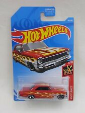Hot Wheels 66 Chevy Nova HW Flames