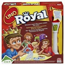 The Royal Revenge Uno Card Game
