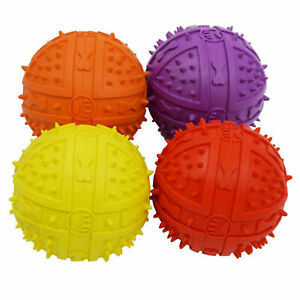Dog squeaker Ball for Pets Dogs Sound Activity, Training and Tooth Care Aid