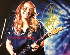 SAMANTHA FISH 2 - GUITARIST AUTOGRAPH SIGNED PICTURE 8X10 PHOTO REPRINT