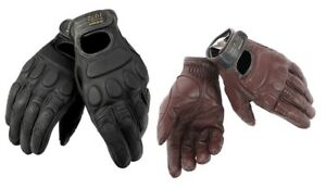 Dainese Blackjack Retro Vintage Motorcycle Gloves