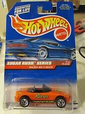 Hot Wheels Mazda MX-5 Miata Sugar Rush Series Reese's