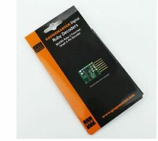 More details for gaugemaster - ruby decoders 2 function small 6 pin decoder dcc93