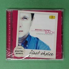 MIKHAIL PLETNEV CD Compact Disc SEALED 2001 Deutsche Grammophon
