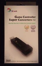 Brook Game Adapter Converters Xbox 360 Wired to Xbox One or PC New