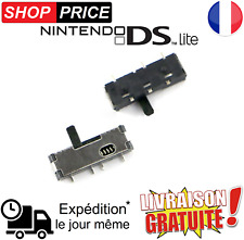Bouton interrupteur ON / OFF power pour Nintendo DS Lite / NDSL (NEUF)