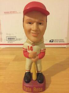 Pete Rose Sam's Bobble Head Cincinnati Reds 1992