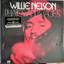 """WILLIE NELSON - PHASES and STAGES - VINYL LP """" NEW, SEALED """""""