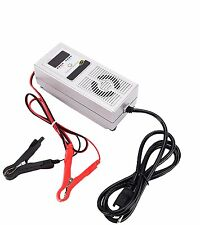 48V 3A Automatic E-bike Scooter Vehicle Lead Acid Battery Charger Desulfation