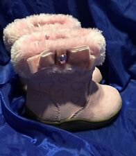 Garanimals Girls Pink Boots Size 4 Toddler