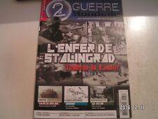 **d 2e Guerre Mondiale n°66  90 Leichte Afrika Division / L'enfer de Stalingrad