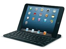 Logitech Blue Ultrathin Keyboard Cover for Apple iPad Air (920-005985) - Used